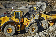 Volvo Loader-construction