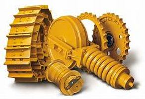 Undercarriage parts for Caterpillar , Komatsu , Hitachi , Volvo, Case, Kobelco