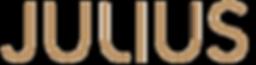 Julius logo kaal bruin.png