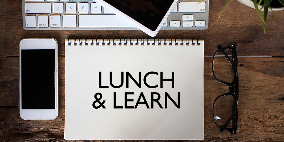 Lunch & Earn CME/CE PROFESSIONALS