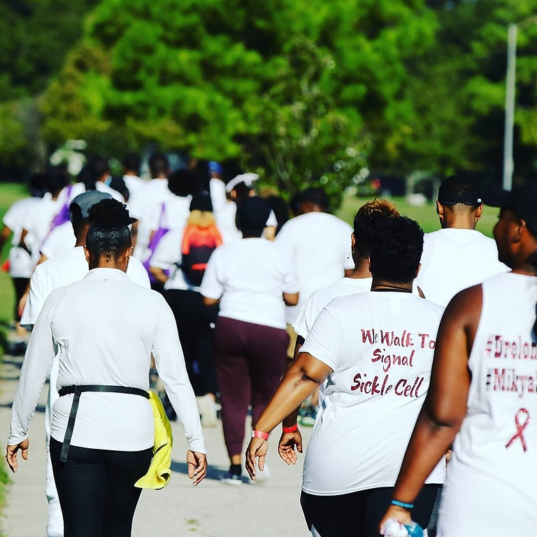 SICKLE CELL HOUSTON AMAZING RACE & 5K WALK (VIRTUAL)