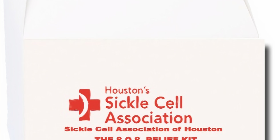 S.O.S. (Safeguarding Others w/Sickle Cell) RELIEF KIT- COVID-19 HOUSTON