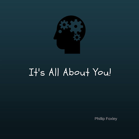 It's All About You! - feat. Raphael Gazal