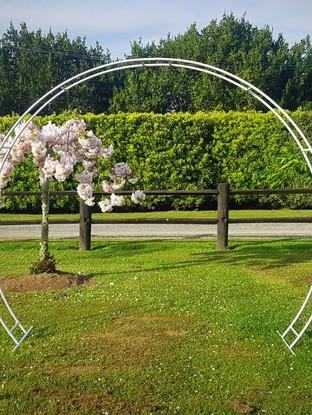 Round Wire Arch