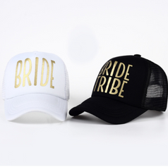 Bride Tribe Caps