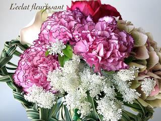 花と寄り添って生活する新しい時代を
