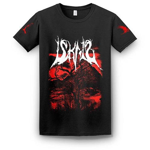 "Iskald - ""Innhøstinga"" tour t-shirt"
