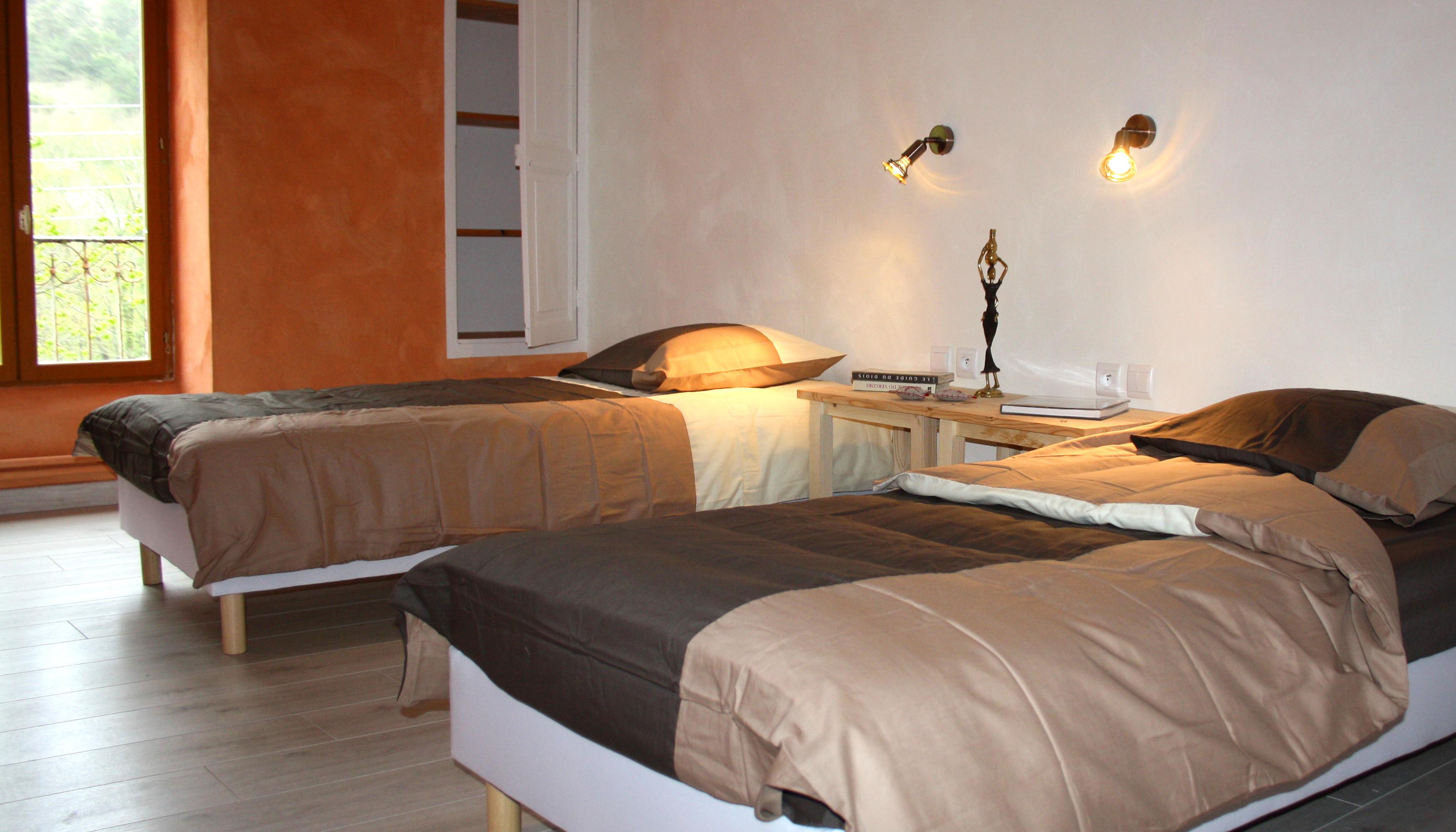 Gîte 4 chambres Romeyer