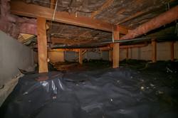 Crawl Space Restoration - After