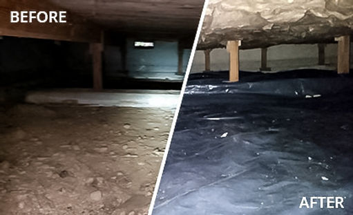 Green Valley Pest Control Crawl Space Restorations