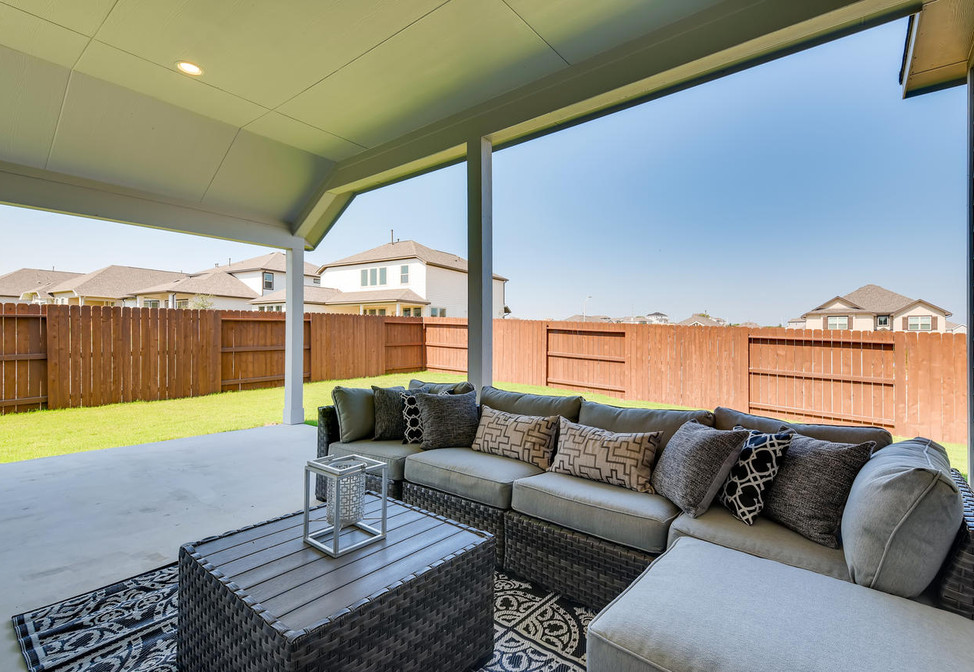 Staged - Patio