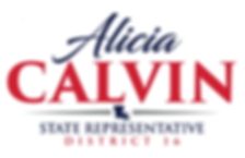 Alicia Calvin State Representative District 16 Louisiana