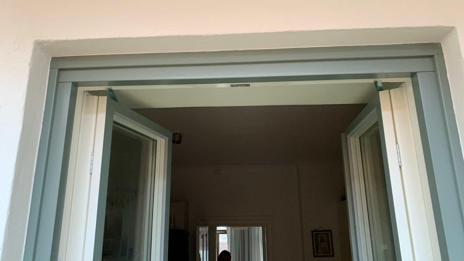 Ny dörr