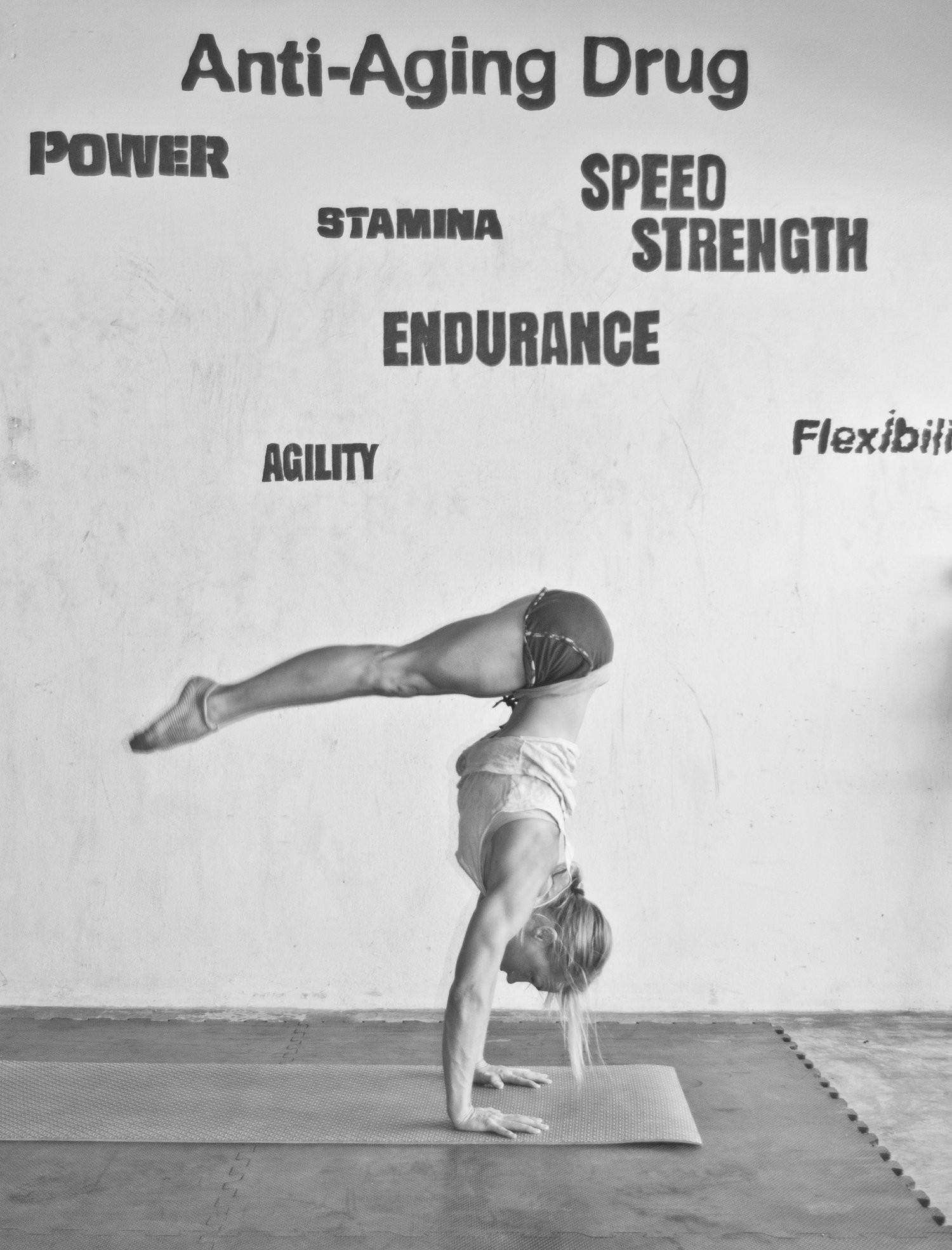 Multi-level CrossFit