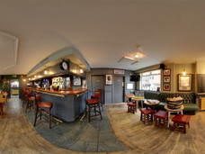Inside one of our Two Seperate Drinking Rooms