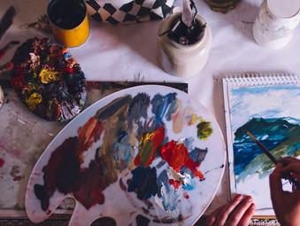 Курс основы масляной живописи