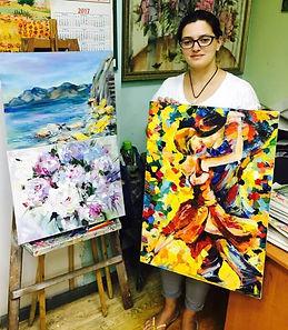 Обучение живописи в Новороссийске