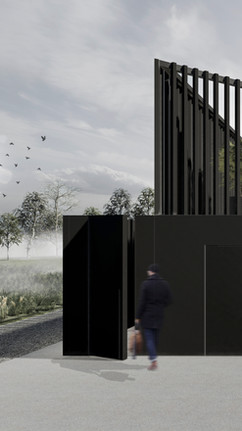 Modern house- visualization