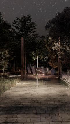 Westerplatte Museum- visualization