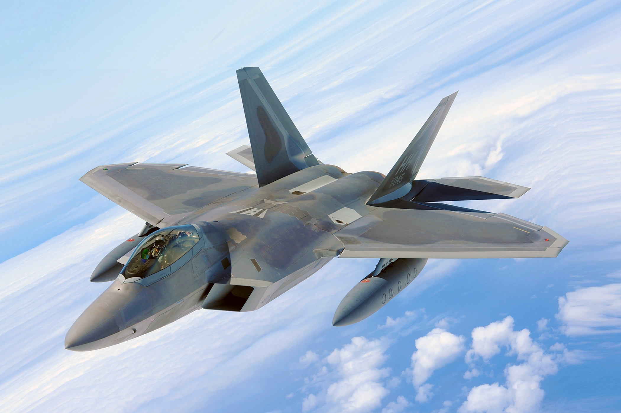 Militära flygplan
