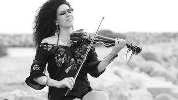 Shape of You - Violin Cover by Tania Vinokur