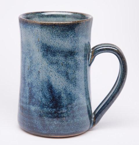 blue glaze mug 12 oz. size