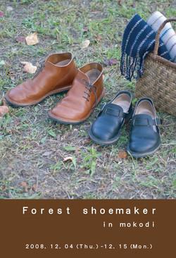 Forest Shoemaker in mokodi 2008.12.4~