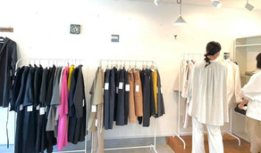 『cico exhibition 2021 autumn & winter collection』はじまりました。