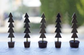 WAKUさんの小さなツリー