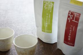 温かいお茶でほっとひと息。茶カテキンで免疫力を高めて風邪も花粉症も乗り切りたいですね。