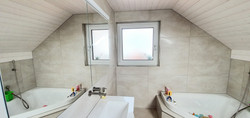 Boden & Wand: 60x120 matt/lappato + rekt.