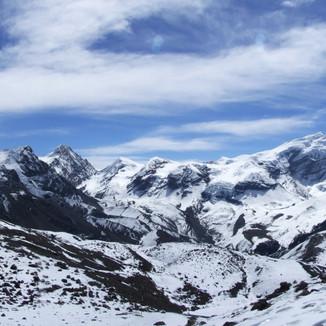 Nepal - Thorong nha