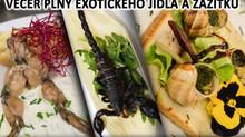 Další Extreme food night v Brně už na vás čeká!