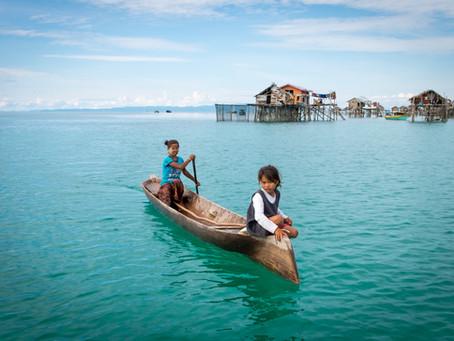 Lidé kmene Bajau