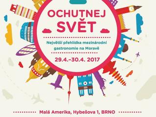 Nelítejte do Asie aby jste ochutnali hmyz, zaleťe si do Brna na festival