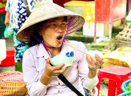 5 věcí, které musíte ochutnat v Hanoji