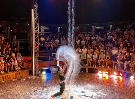 Co dělat večer v kambodžském Sieam Reapu? Zajděte si do cirkusu!