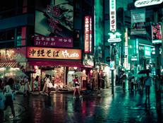 Okonomiyaki, street food z japonské Osaky