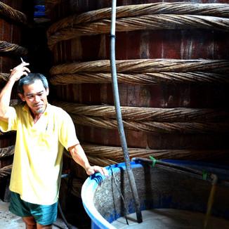 Vietnam - rybí omáčka