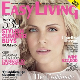Kate Winstanley in Easy Living talking about how acupuncture can help maintain a healthy back.