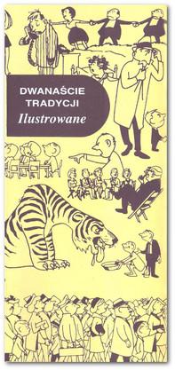 Dwanaście Tradycji ilustrowane