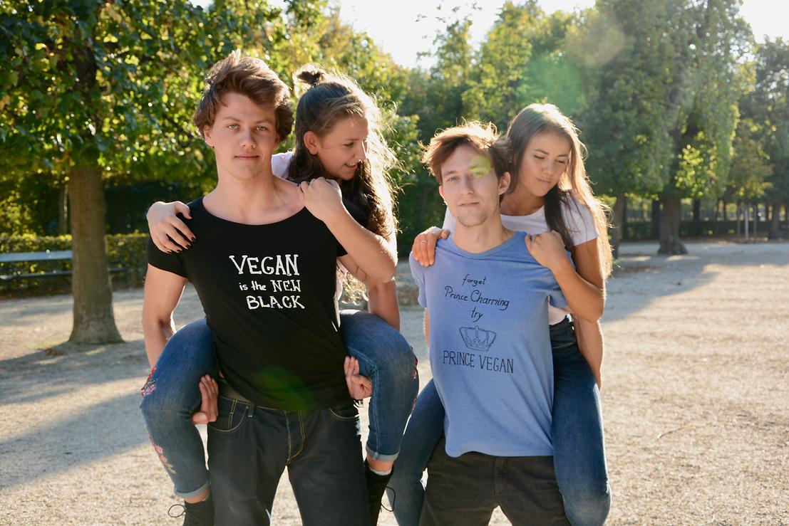 veganism clothing organic T-shirts vegan vegitarian veganapparel