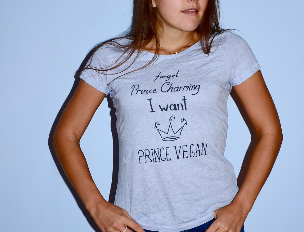 I want Prince Vegan