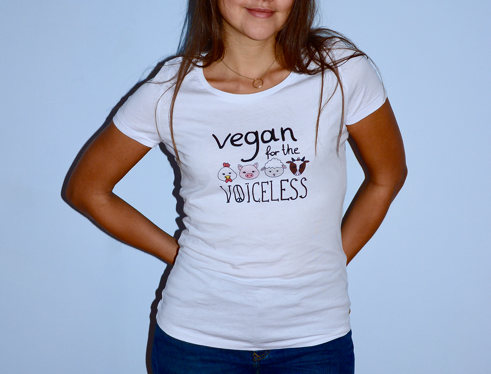 Vegan for the Voiceless