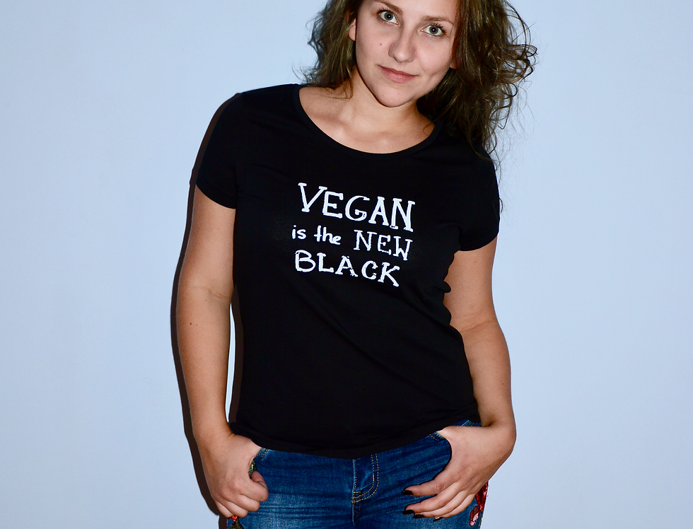 Vegan is the new Black