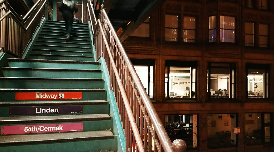 TRAIN, stairway, staircase,