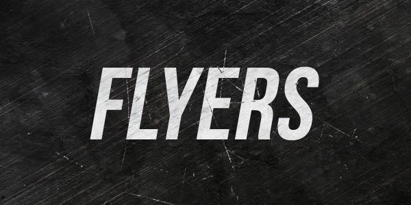 Standard 4x6 Flyers