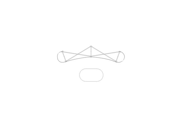 POP UP Magnetic Verschlusssystem Messewand faltbar