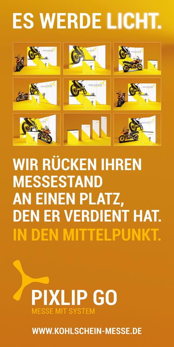 PIXLIP_1000 x 2000 mm_KOHLSCHEIN - Messe mit System_FINAL_RZ