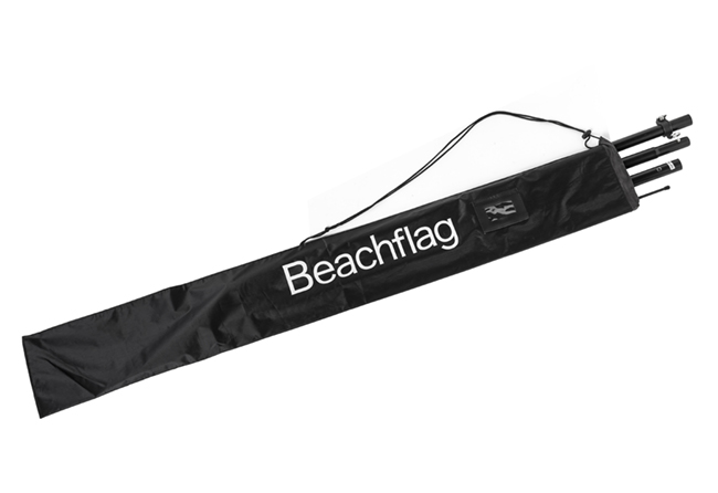 K-BEACHFLAG Alu-Square-350
